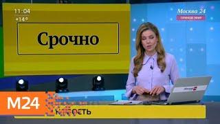 Смотреть видео На крышу посольства Венесуэлы в Москве залез мужчина - Москва 24 онлайн