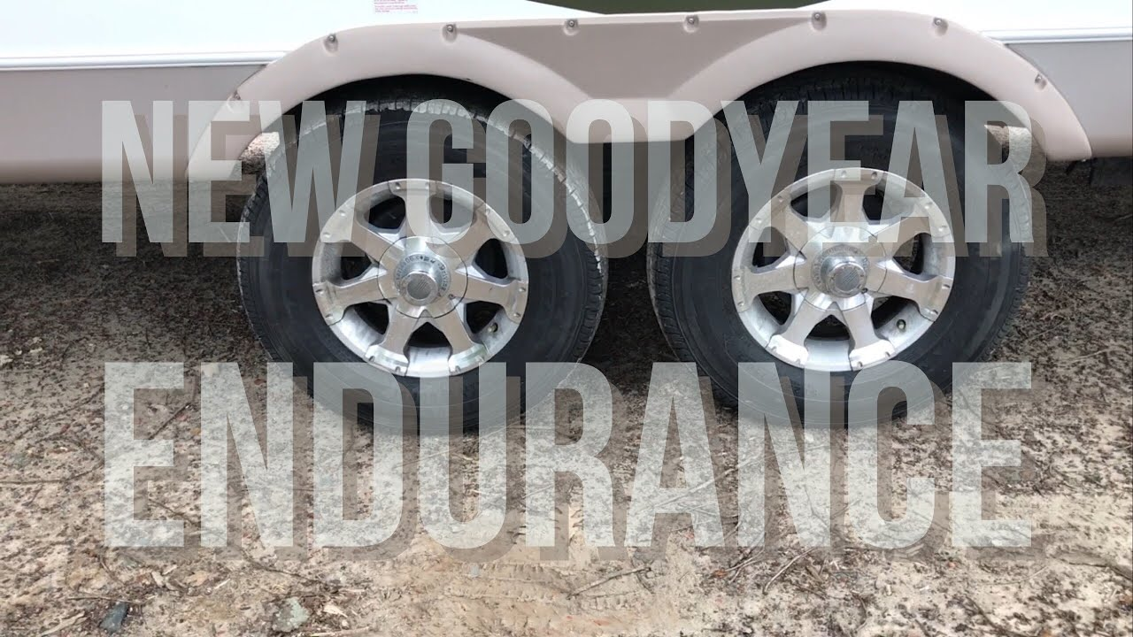 New Goodyear Endurance Tires Youtube