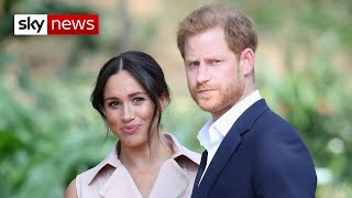 Harry and Meghan to step back as senior royals