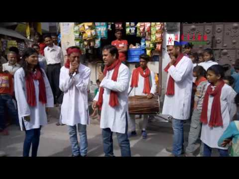 "Street play ""'Swacchta  AbhIyan"" for South Delhi Municipal Corporation By ADC"