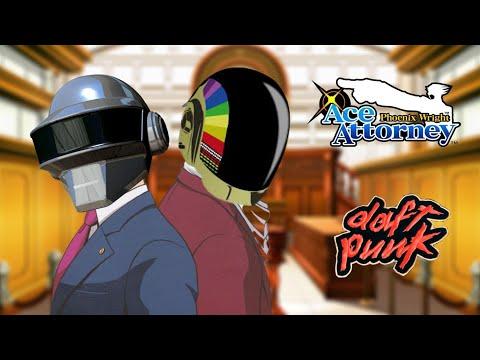 Phoenix Wright – Around The World / Technologic | Daft Punk