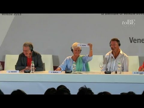The 70th Venice Film Festival - Philomena By Stephen Frears