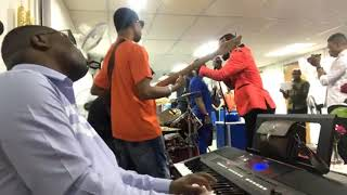 Naija Igbo praise live band worship mp4 / 2018