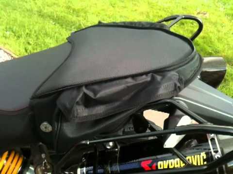 Ducati Monster Touring Bags
