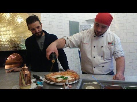 Rossopomodoro. A New Pizza Place In Greenwich Village