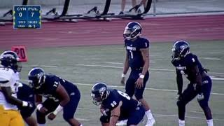 Hornet Football vs College of the Canyons