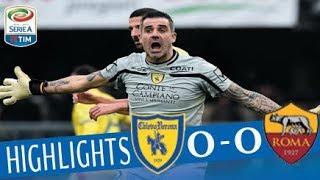 Download Video Chievo - Roma 0-0 - Highlights - Giornata 16 - Serie A TIM 2017/18 MP3 3GP MP4