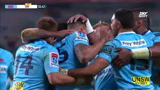 Highlights - Waratahs v Highlanders Quarterfinal