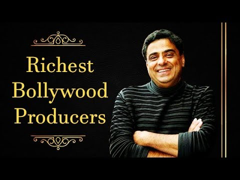 Top 9 Richest Producers In Bollywood