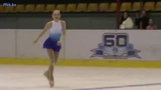 Серафима Каширина, 3 года на льду
