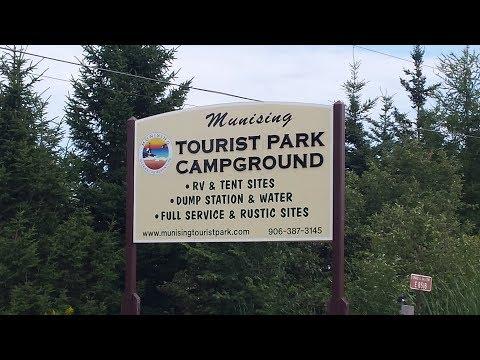 Campground Review ~ Munising Township RV Park (Michigan U.P.)