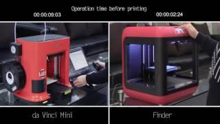 Gambar cover XYZprinting VS Flashforge