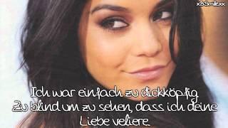 Vanessa Hudgens - Lose Your Love (Deutsche Übersetzung)