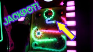 EASIEST ARCADE GAME EVER! SO MANY JACKPOTS! | JOYSTICK