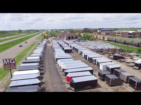 M & G Trailers Sales & Service - Trailer Dealer Ramsey