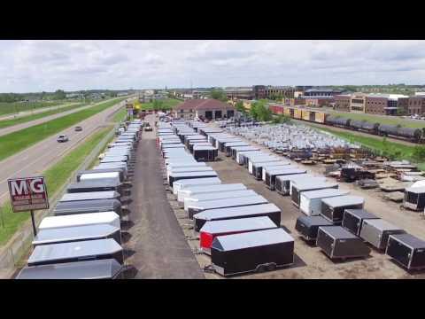 M&G Trailer Sales Ramsey Minnesota