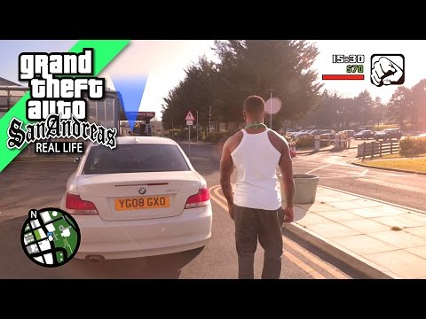 GTA San Andreas REAL LIFE 1