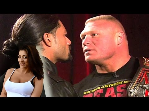 WrestleMania Predictions; Camey Dash's Question of the Week; Lesnar or Reigns?  Sting or Triple H?