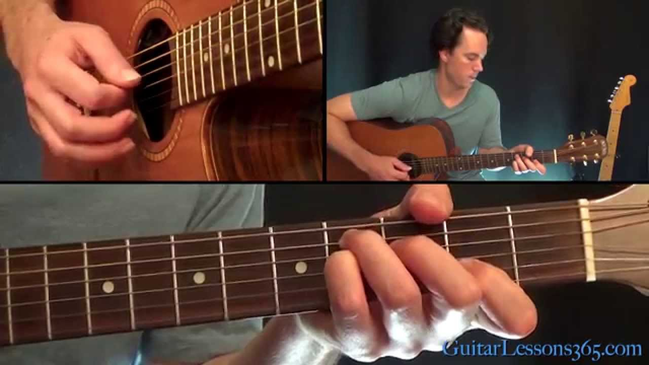 Cant Help Falling In Love Guitar Lesson Elvis Presley Youtube