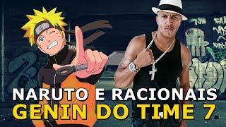 Gambar cover NARUTO E RACIONAIS - GENIN DO TIME 7 - Um otaku e um violão #02
