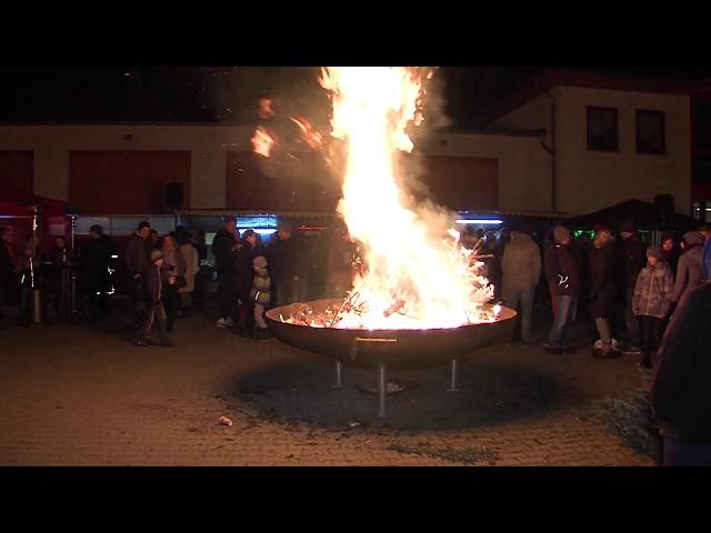 Knutfest in Ruhland in 5. Auflage