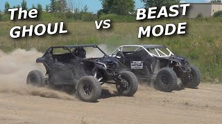 Making Beast Mode X3 GREAT AGAIN! Clutching woes, and racing THE GHOUL X3!
