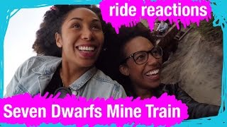 Seven Dwarfs Mine Train | Ride Reactions | WDW Best Day Ever