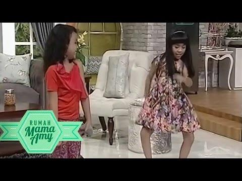 Raffi Ahmad Bingung Alifa Jadi Denny Cagur Dan Agnez Monica  - Rumah Mama Amy (19/10)