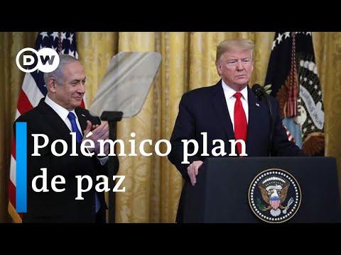 Israel Y Palestina | Polémico Plan De Paz