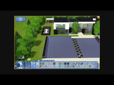 The Sims 3 - Building a House 19 - Living³ - Part 2 -