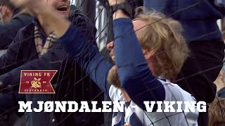 Mjøndalen Vs Viking Obos-ligaen 2018