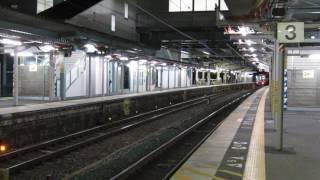 JR西日本 223系2000番台+223系1000番台 新快速  JR貨物 EF210  EF66-100番台  膳所駅  20170526