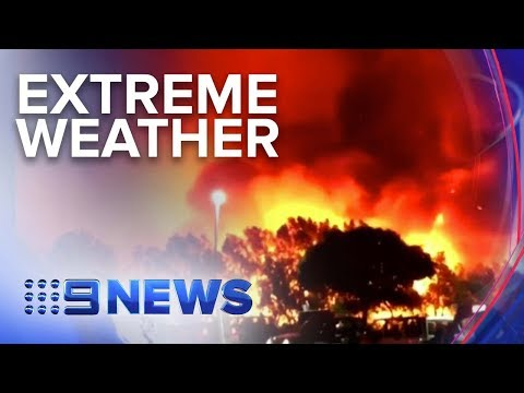 Fire chiefs warn Australia is unprepared for extreme weather events | Nine News Australia