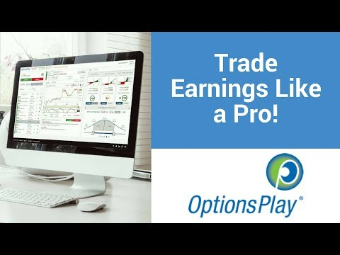Trade Earnings Like a Pro