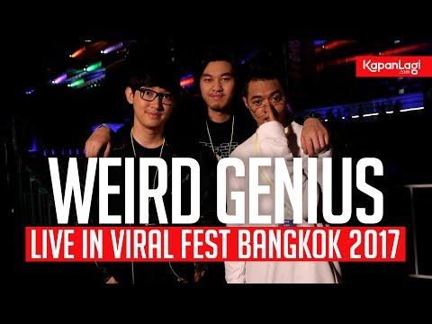 Weird Genius Live In Viral Fest Asia