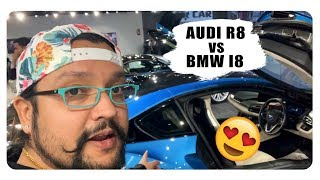 BMW i8 vs Audi R8! | Big Boy Toyz