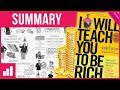 I Will Teach You To Be Rich By Ramit Sethi How You Become Rich Animated Book Summary mp3