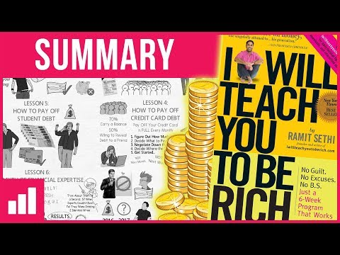 I Will Teach You To Be Rich by Ramit Sethi - How You Become Rich ► Animated Book Summary