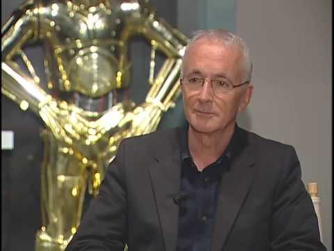 Anthony Daniels (C-3po) Interview