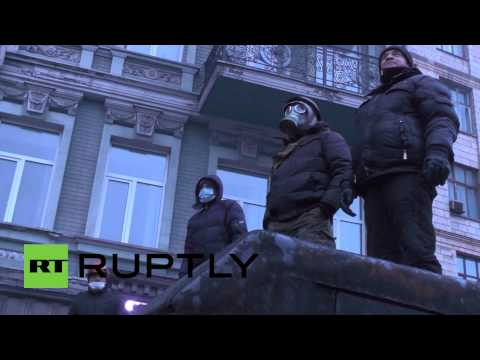 Ukraine: The key moments of Kiev's protests