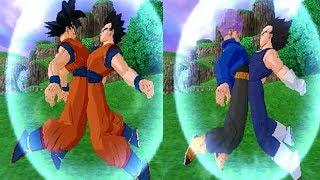 Repeat youtube video Fusion Vegetrunks VS Gokhan Dragon Ball Z Budokai Tenkaichi 3 Mod