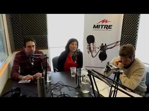 Eugenio Actis sobre la reforma laboral en radio Mitre Mar del Plata