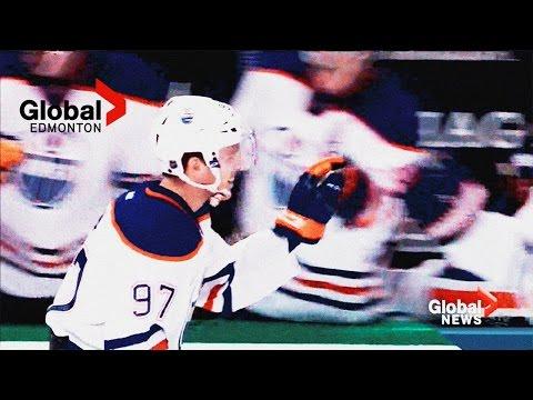 Global News Edmonton (Oilers/Stars) October 13, 2015