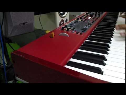 David Bennett Cohen, Blues piano