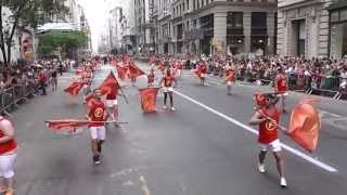 Flaggots New York City Gay Pride Parade 2013