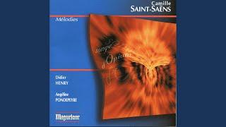 Melodies persanes, Op. 26: No. 5. Au cimetiere