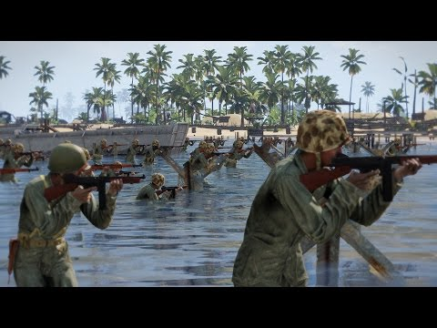 EPIC ARMA - D-DAY Pacific
