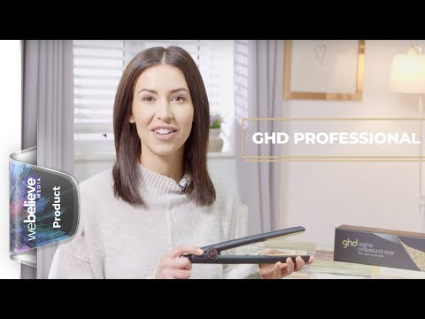 GHD Professional Styler Product Overview