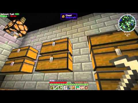Minecraft Space Chickens – S3E17 – The Race