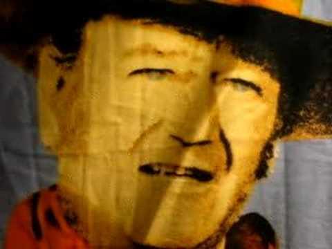 John Wayne Won't Back Down